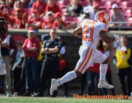 Rencher ready for another moment in his Clemson journey