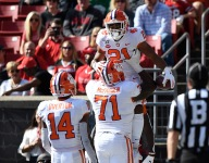 Clemson running back named to Wuerffel Trophy watch list