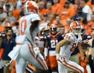 Allen grateful to be a part of Clemson's revamped tight end group