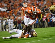 What do recruiting rankings tell us about the Clemson-BC matchup?