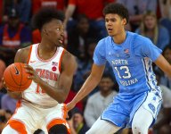Clemson at UNC game postponed
