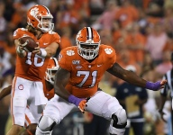 With Carman leaving, what is next for Clemson at the tackle positions?