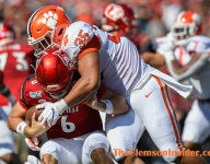 Clemson gets good news at defensive end