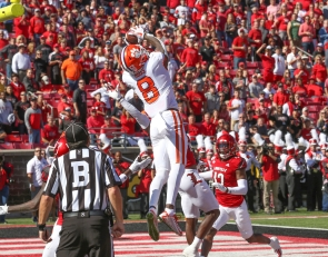 A look at Clemson's 2021 Depth Chart: Ross brings back big playmaking skills at receiver