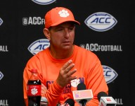 Swinney discusses Clemson's win at Louisville