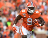Etienne tops the list in a long line of great Clemson running backs