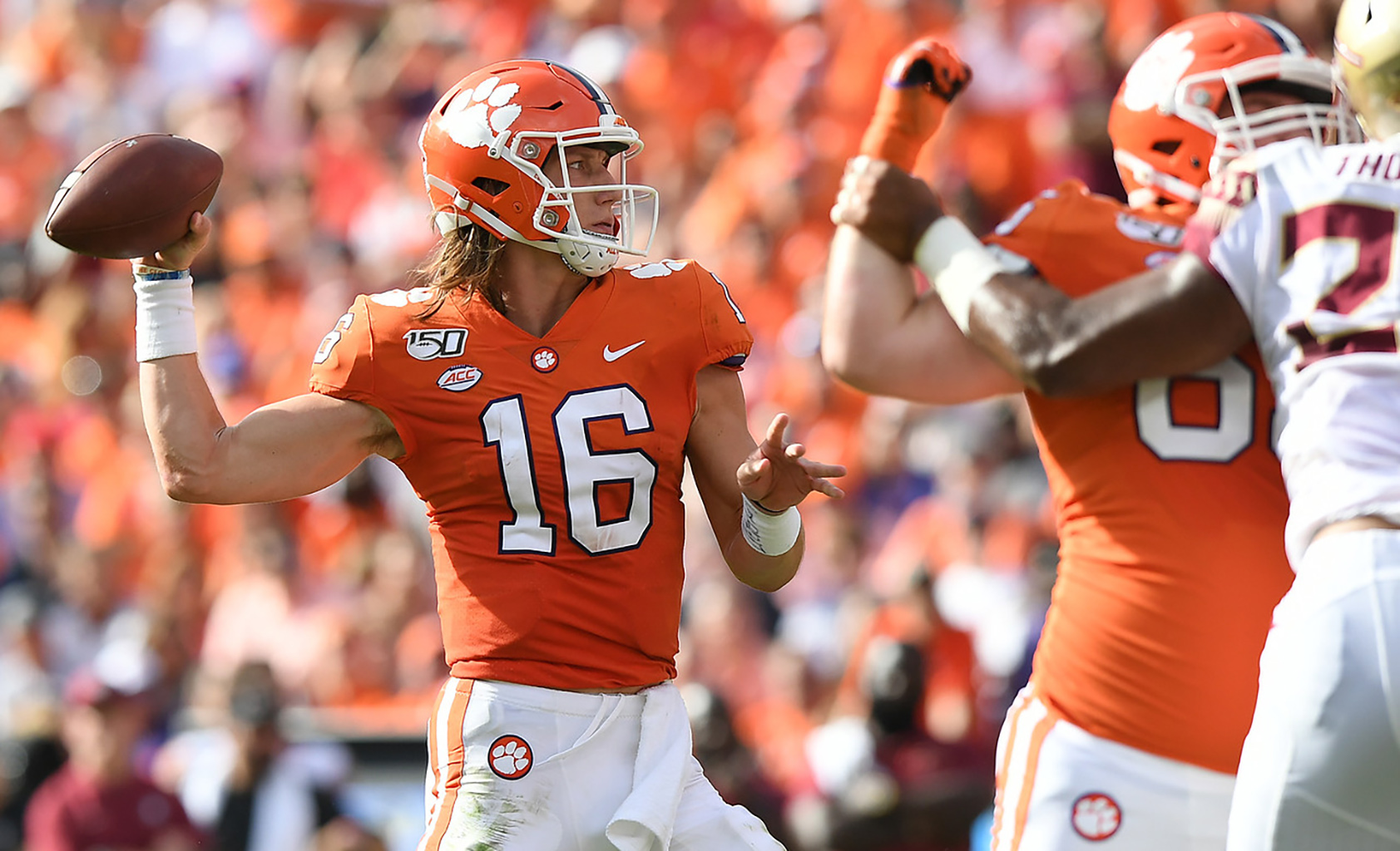 Clemson S Revised 2020 Football Schedule Announced The Clemson Insider