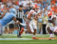 Bart Boatwright's Final Photo Gallery: Clemson 21, UNC 20