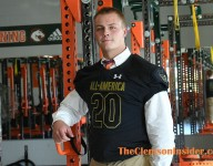 Tour of Champions: In-depth interview with Clemson commit Walker Parks