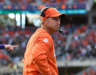 In Swinney's mind, FSU administration forfeited Saturday's game