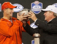 Is the gap closing on Clemson in the ACC?