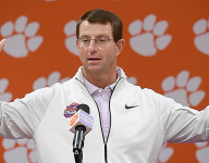 Swinney: 'Who has beat Alabama in the SEC?'