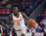 Clemson guard to transfer