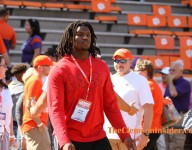 Swint ready to make memories during official visit weekend