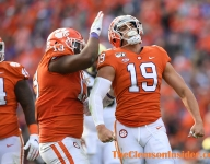 Former Tiger ready to make up for lost time in NFL year two