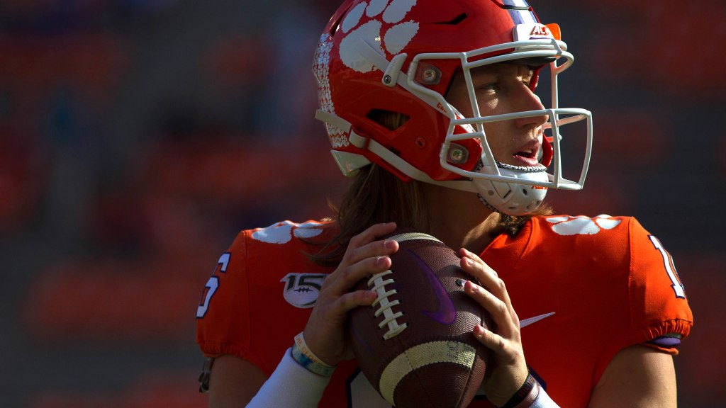 Remember: Lawrence isn't only 'quarterback' Clemson will ...