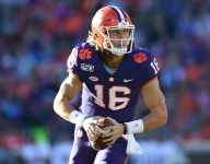 Clemson notches biggest offensive output this season