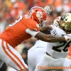 Clemson defense gets big news
