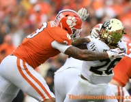 ACC announces kickoff time for Wake Forest game