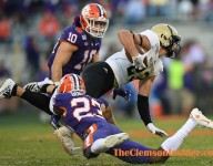 Booth, Turner named to Thorpe Award Watch List