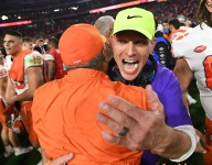 Venables' comments on being linked to new head coaching jobs