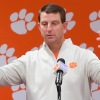 Two-Minute Drill: Swinney explains why this isn't your grandfather's BC Eagles