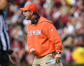 Swinney to FSU, Norvell: 'I don't give a crap what they say'