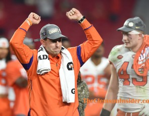 Game time/TV announced for Clemson-Miami