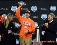 Former Clemson star says Swinney has built a program everyone wants to be a part of
