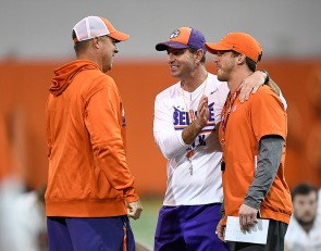 Unparalleled times for Swinney involving his staff