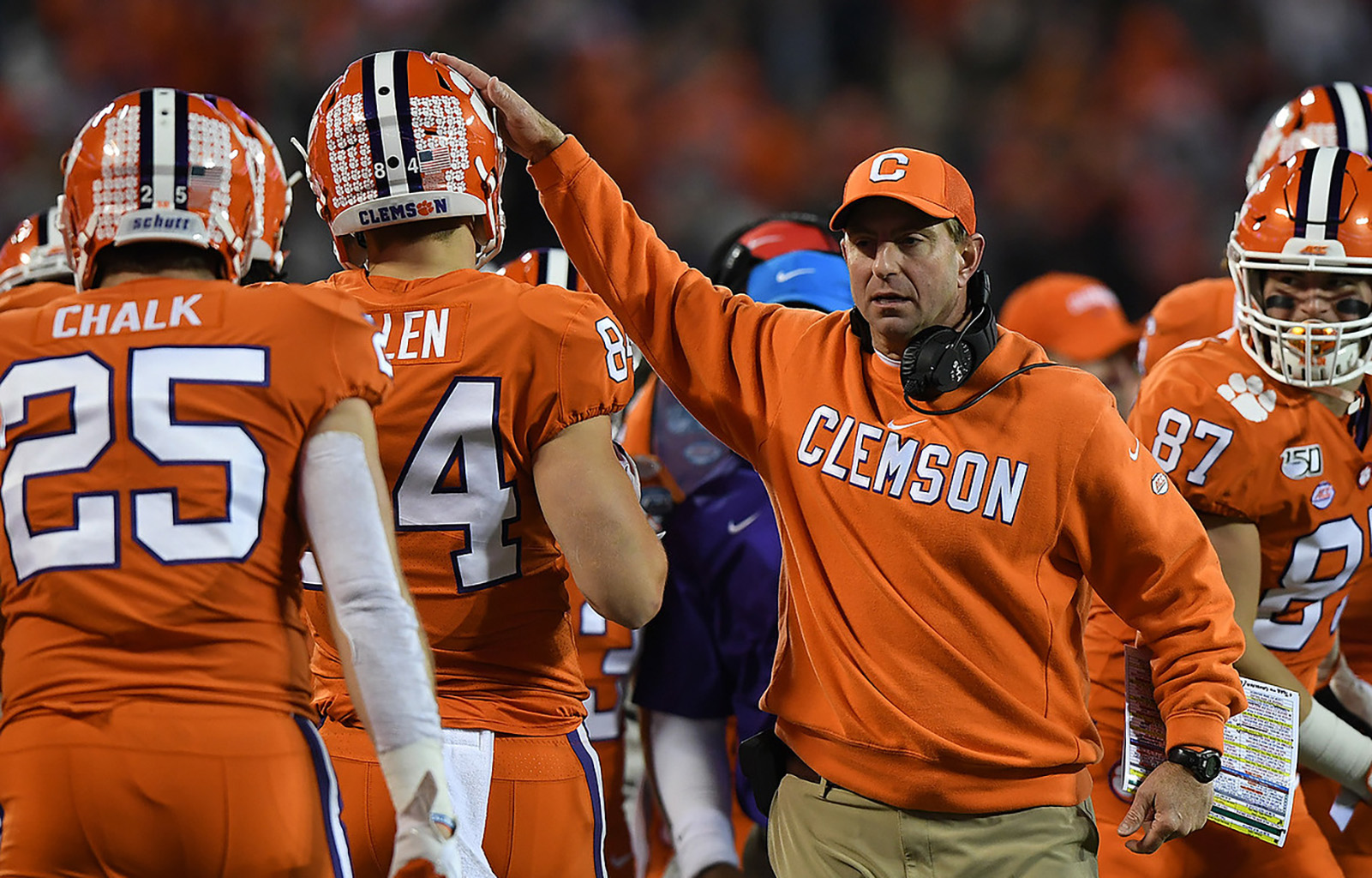 Clemson S 2020 Football Schedule Has Dramatic Changes The Clemson Insider