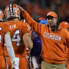 When it replaces star players, Clemson looks in locker room for replacements
