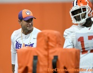 Swinney's Wednesday Practice Report