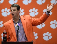 Swinney's message to Chandler after being selected in MLB Draft