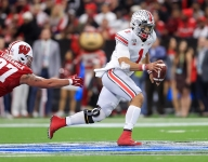 Fields says injured knee limits his ability to maneuver