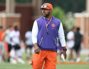 Clemson in Top 6 for recently offered cornerback