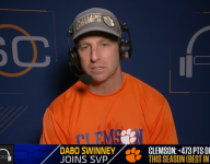 Swinney joins Scott Van Pelt
