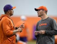 After Simpson's decision, Tigers make quick move on another QB