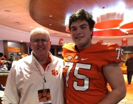 Howard discusses flipping commitment to Tigers from other ACC school