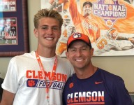 Briningstool will never forget the day he committed at Dabo's
