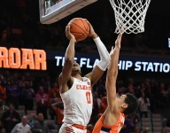 Playing with renewed confidence, Trapp makes game winner for Clemson