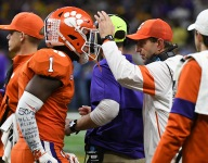 Clemson defensive back no longer on team