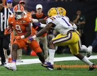 Etienne has record-breaking night in likely final game at Clemson