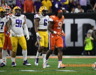 Bart Boatwright's photo gallery No. 2: Clemson falls in national championship game