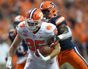 Chalk, tight ends making a splash in Tigers' offense