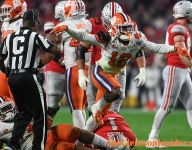 Wallace picked in Day 3 of NFL Draft