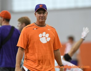 5-star Clemson target sets commitment date