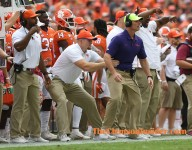 Clemson's 'Get back coach' has his hands full with Venables in CFP championship