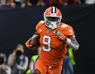 Clemson offense not overconfident in how it uses Etienne