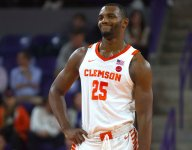 Tigers talk about upset win over No. 3 Duke